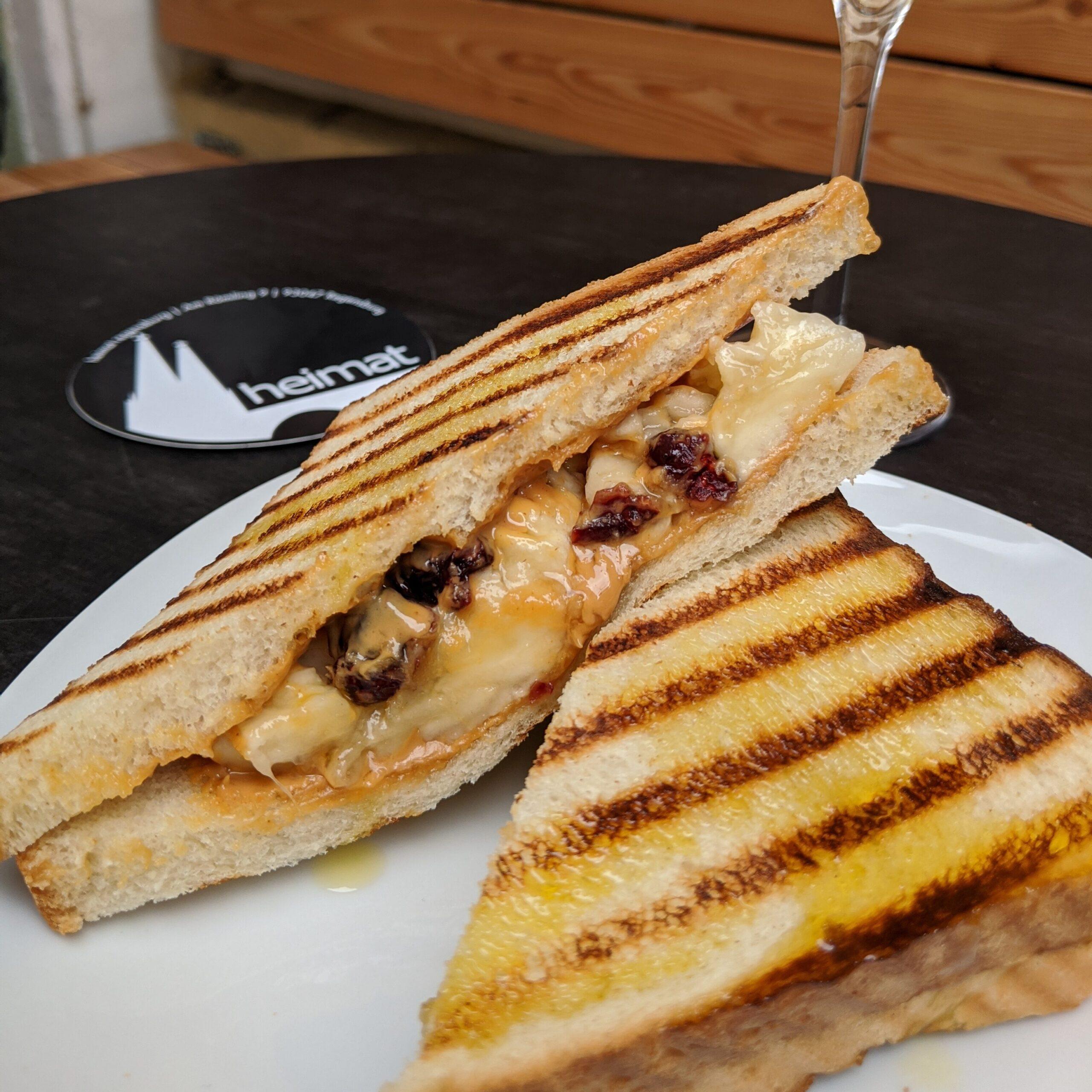 Heimat Sandwich Vegan