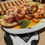 Lousiana Lobster Roll