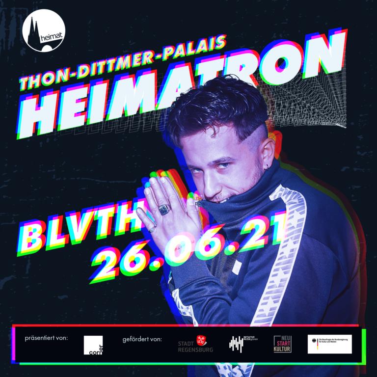 BLVTH + MARLIN BEACH | HEIMATRON | 26.06.21